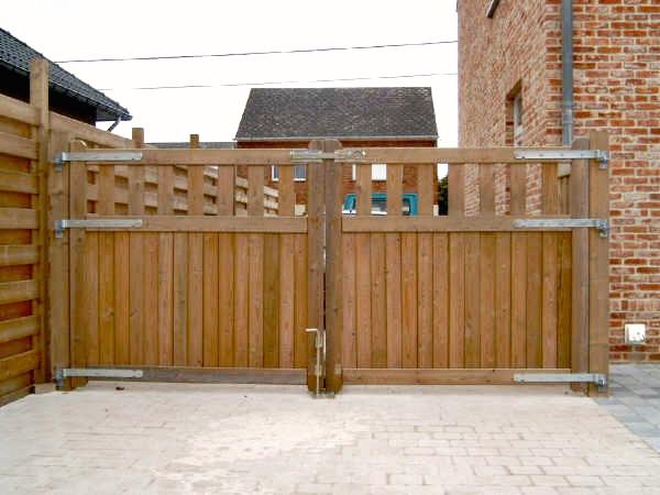 houten poorten alfa construct