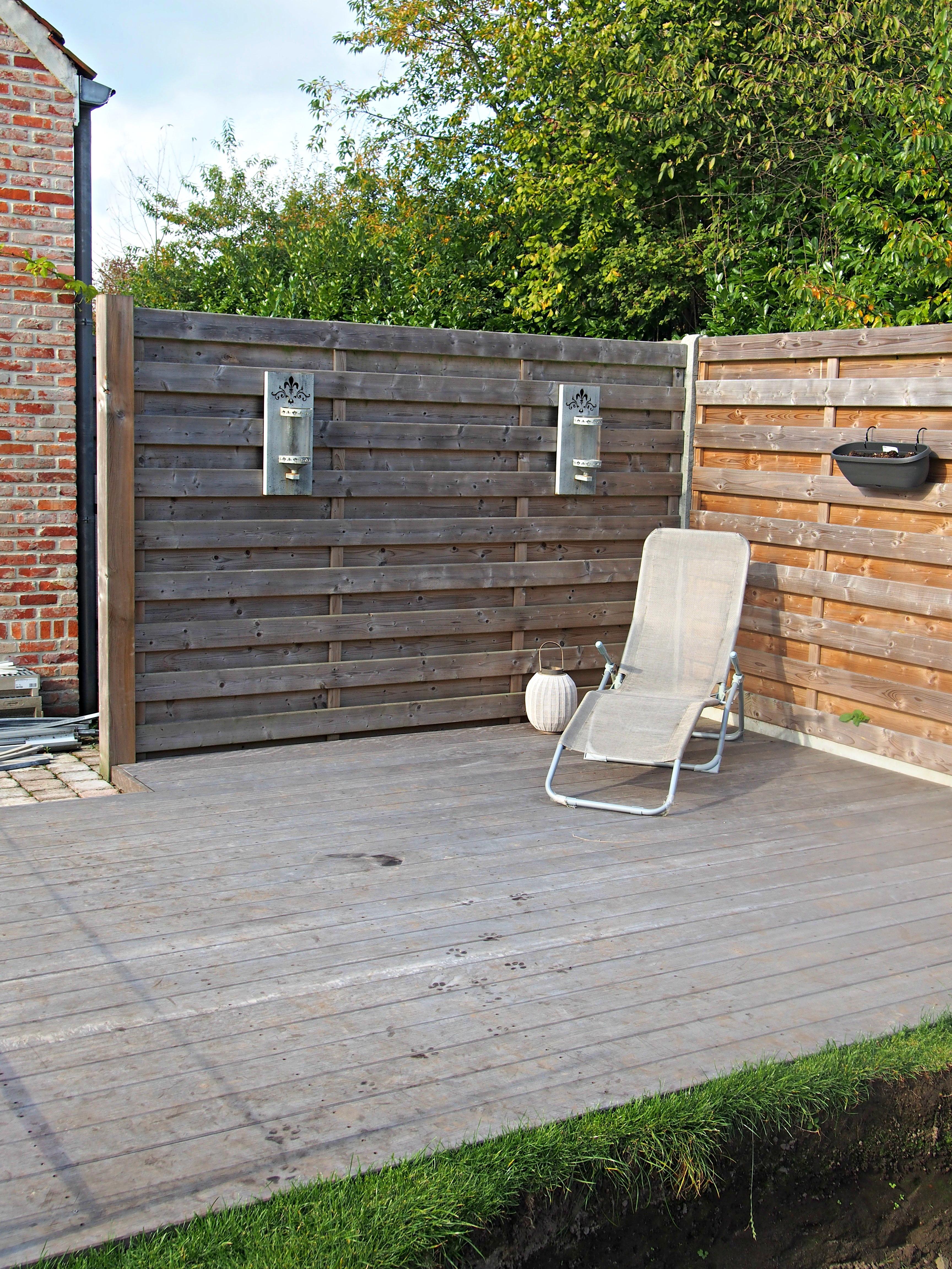 Gevelbekleding en buitentimmerwerken alfa construct - Terras tuin decoratie ...
